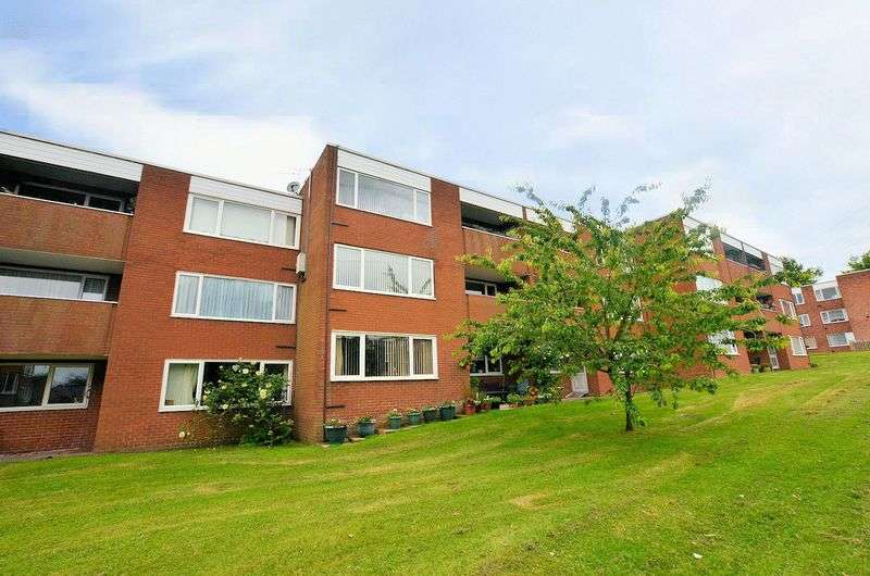 2 Bedrooms Flat for sale in Binswood Road, Halesowen