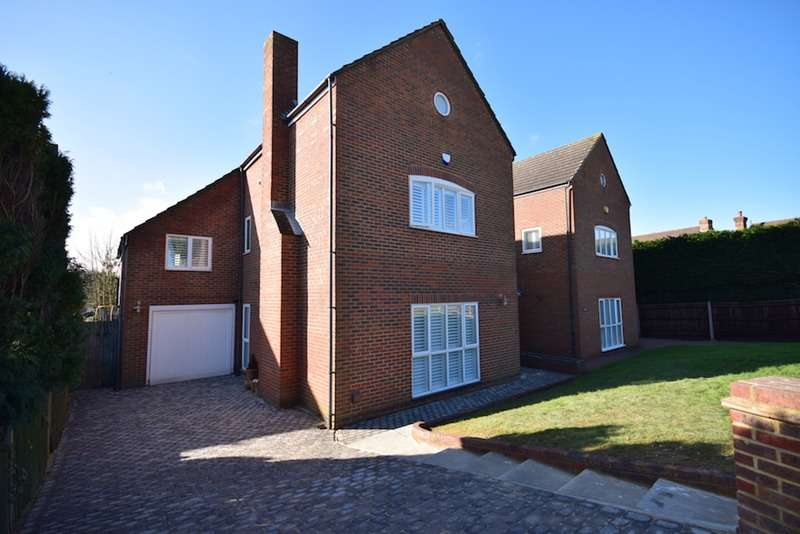 6 Bedrooms Link Detached House for sale in Crofton Avenue, Orpington, Kent, BR6