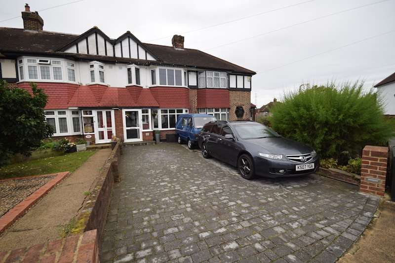 3 Bedrooms Terraced House for sale in Seymour Avenue, Morden, Surrey, SM4