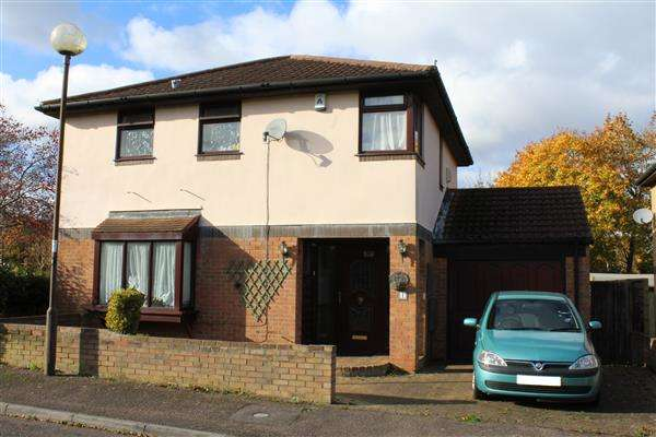 3 Bedrooms Detached House for sale in Greenleys, Milton Keynes