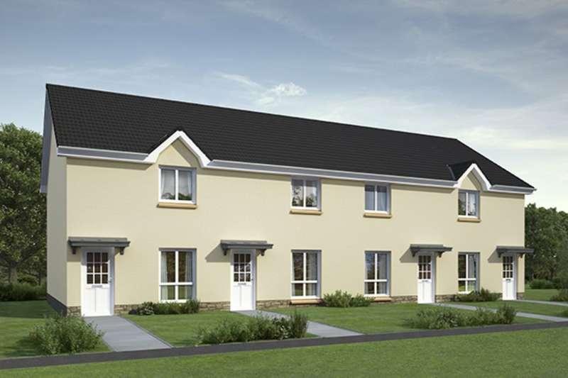 2 Bedrooms Property for sale in Seven Wells, East Calder, Livingston, EH53