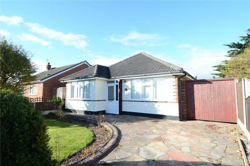 2 Bedrooms Detached Bungalow for sale in Glasier Road, Moreton, Wirral