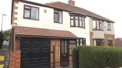 4 Bedrooms Semi Detached House for sale in Leedham Road, Sheffield, South Yorkshire