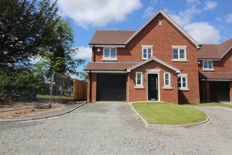 4 Bedrooms Detached House for sale in Panniers Lane, Flaggoners Green, Bromyard, HR7