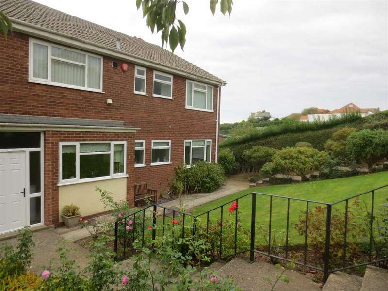 2 Bedrooms Apartment Flat for sale in Holbeck Hill, Scarborough