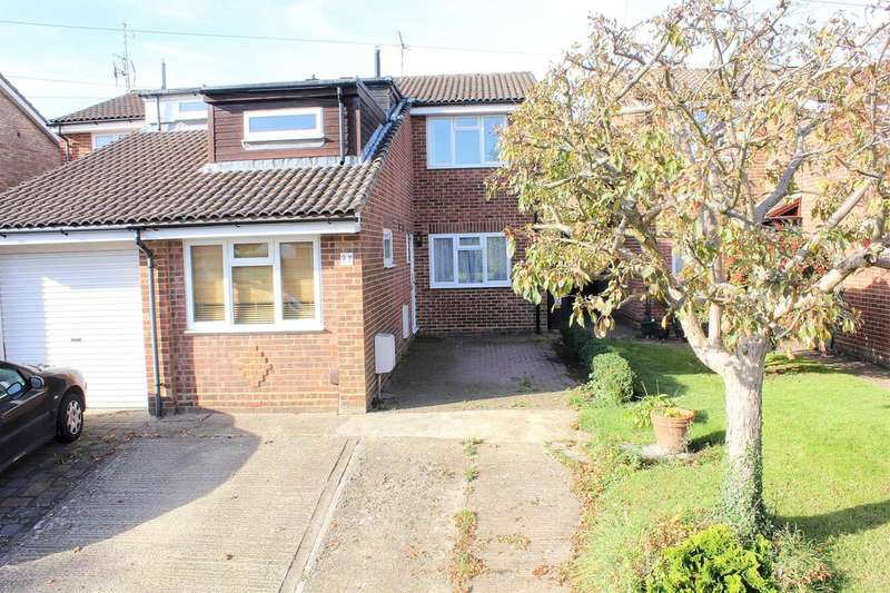 3 Bedrooms Semi Detached House for sale in 1100 SQ FT - 4 BED SEMI DETACHED IN Ryder Close, BOVINGDON