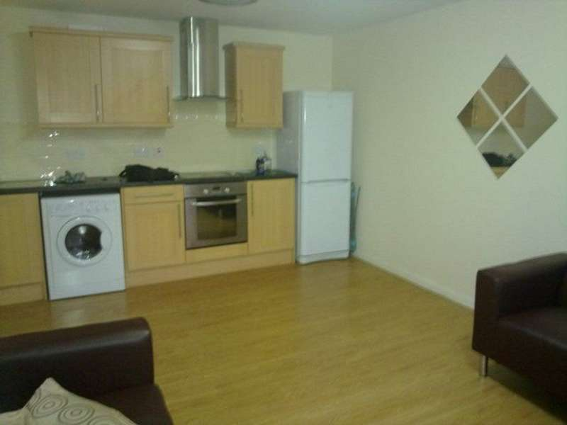 2 Bedrooms Flat for rent in Mandale House, Bailey Street