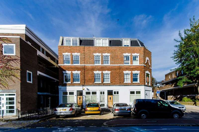 4 Bedrooms Flat for sale in Stepney Causeway, Limehouse, E1