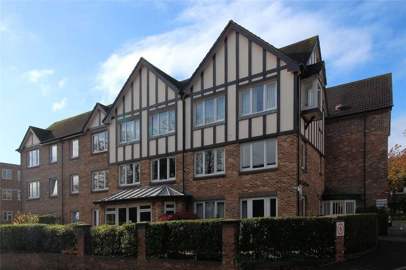 1 Bedroom Retirement Property for sale in Park Gate Court, Constitution Hill, Woking, Surrey, GU22