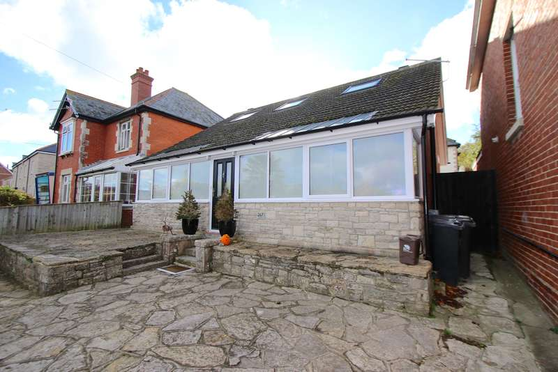 3 Bedrooms Detached House for sale in HIGH STREET, SWANAGE