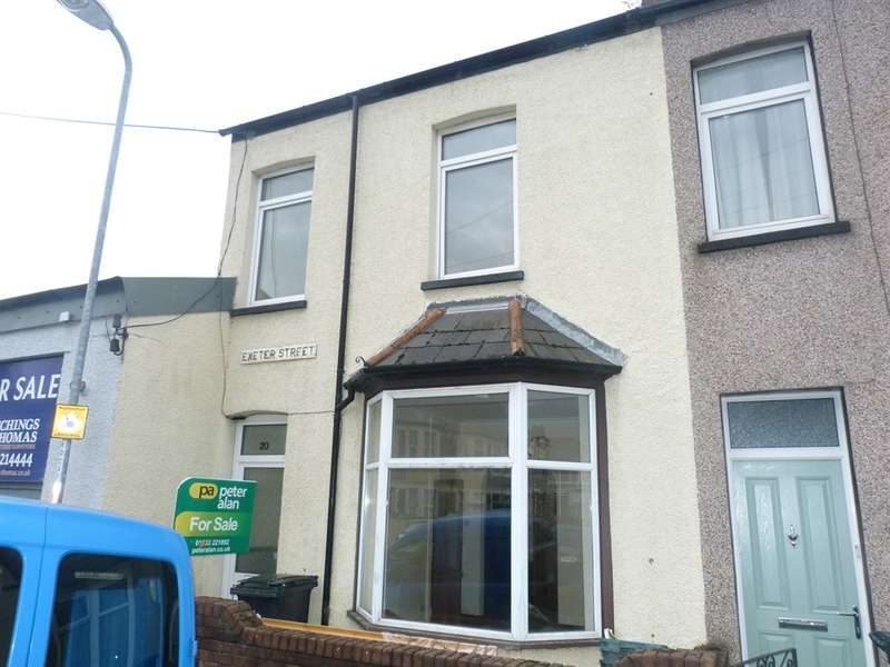 2 Bedrooms Terraced House for sale in Exeter Street, Newport