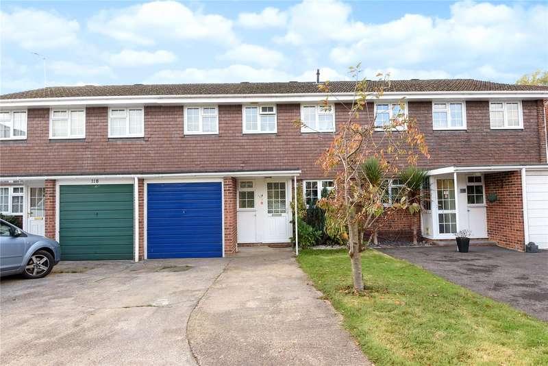 4 Bedrooms Terraced House for sale in Bathurst Road, Winnersh, Wokingham, Berkshire, RG41