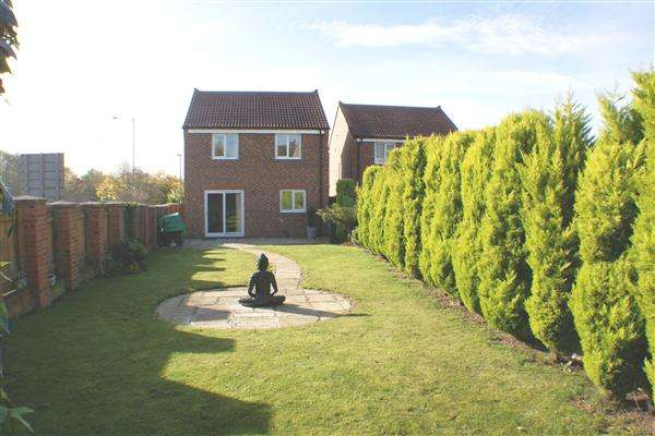 3 Bedrooms Detached House for sale in Temple Forge Mews, Consett