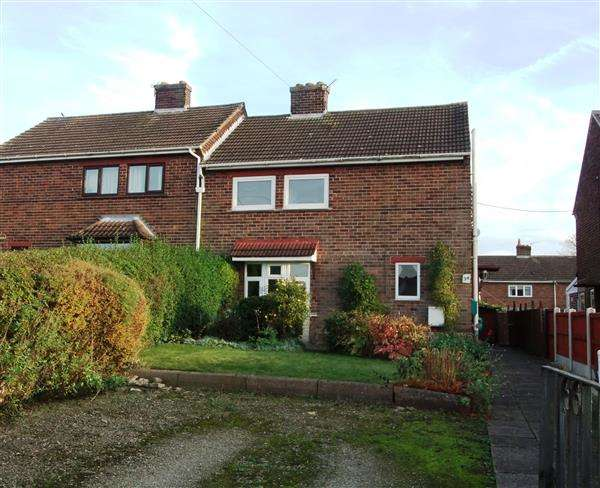 3 Bedrooms Semi Detached House for sale in Messingham Road, Scotter, Gainsborough