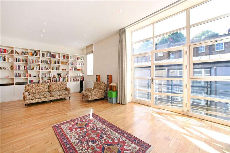 3 Bedrooms Mews House for sale in Clare Lane, London, N1