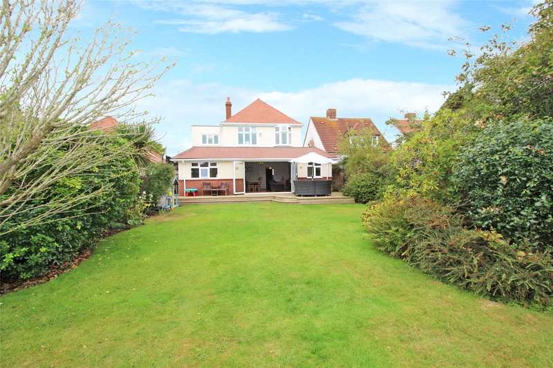 4 Bedrooms Detached House for sale in Littlehampton Road, Tarring, Worthing, BN13