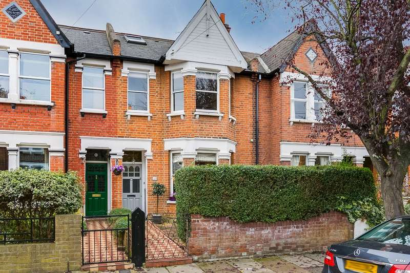 4 Bedrooms Terraced House for sale in Gordon Avenue, St. Margaret's