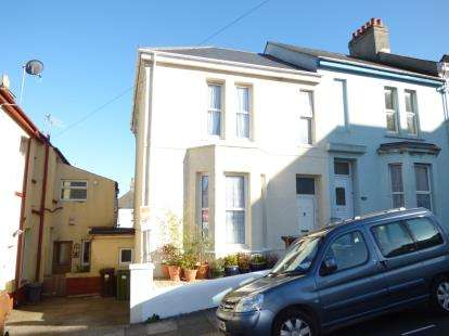 3 Bedrooms End Of Terrace House for sale in Mutley, Plymouth, Devon