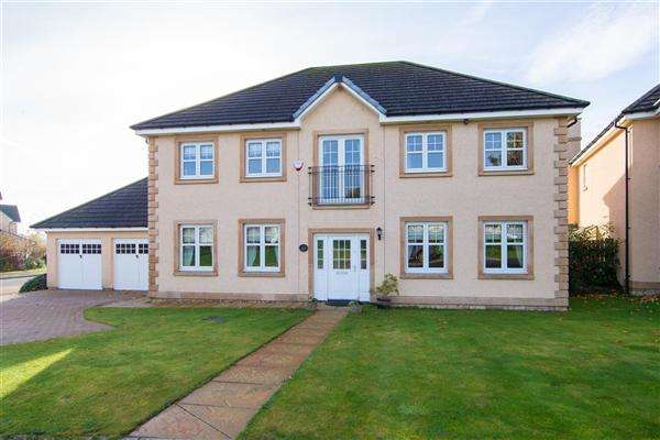 5 Bedrooms Detached House for sale in Thirlestane Drive, Lauder