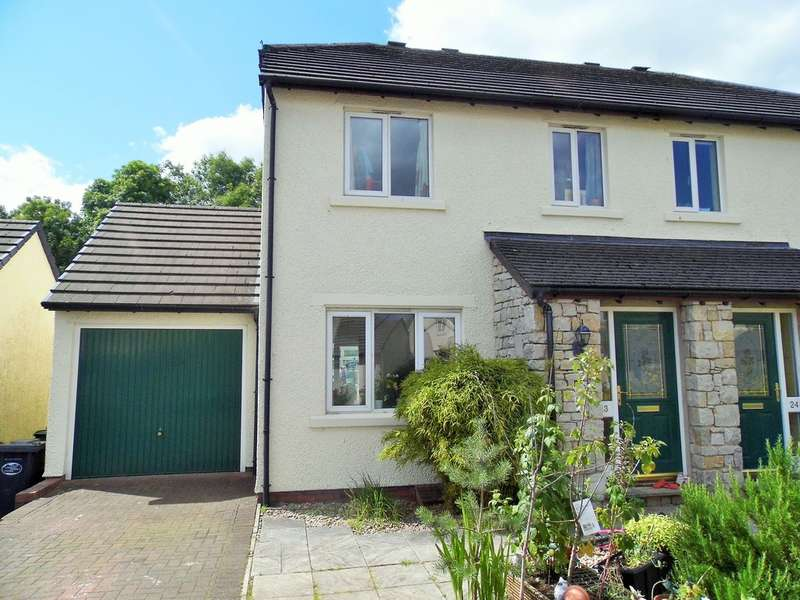 3 Bedrooms Semi Detached House for sale in Hawthorn Gardens, Kendal