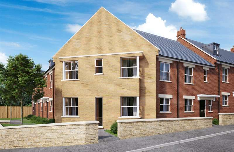 2 Bedrooms Property for sale in Adcroft Drive, Trowbridge