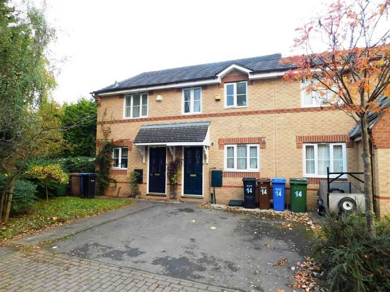 2 Bedrooms Property for sale in Petrel Close, Sandpipers, Stockport