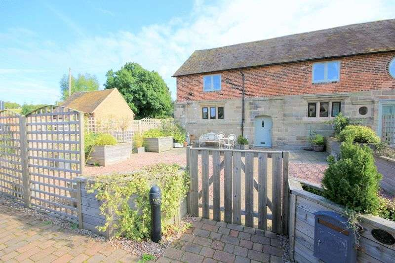 3 Bedrooms Semi Detached House for sale in St Thomas Priory, Stafford