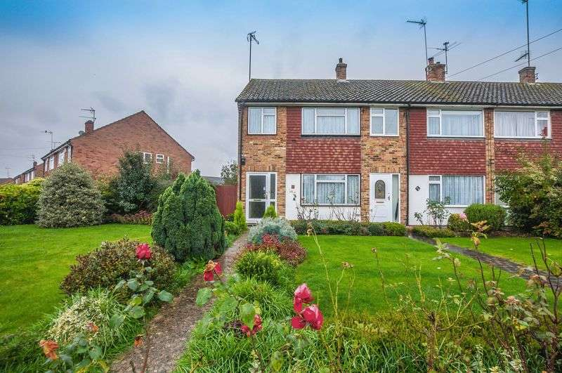 3 Bedrooms Terraced House for sale in Prince Andrew Road, Maidenhead