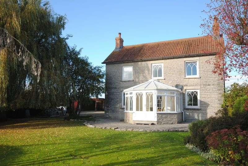 4 Bedrooms Cottage House for sale in Pibsbury, Langport