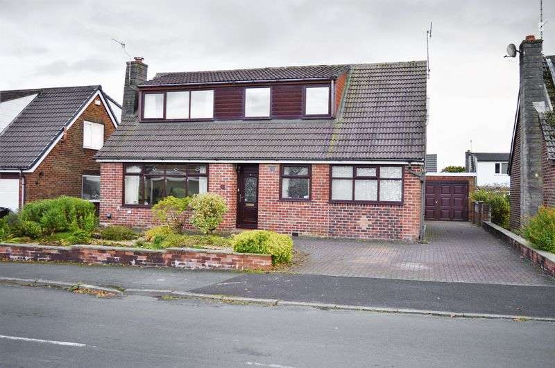 3 Bedrooms Detached House for sale in Hillside Way, Whitworth, Rochdale