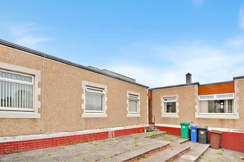 3 Bedrooms Semi Detached Bungalow for sale in Beath View, Dunfermline