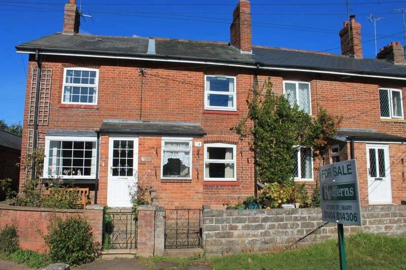 2 Bedrooms Terraced House for sale in Whimple, Exeter