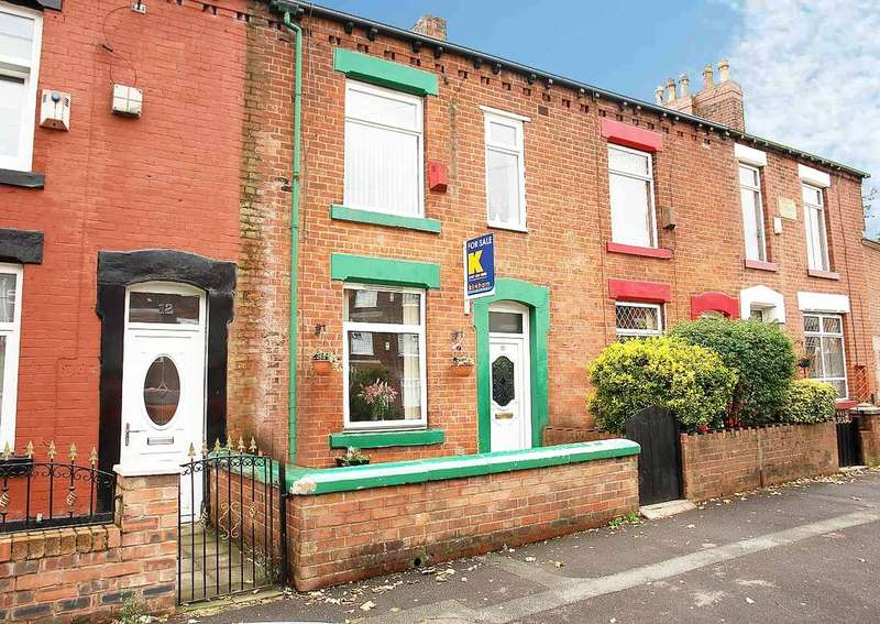 3 Bedrooms Terraced House for sale in 10 Warren Lane, Oldham