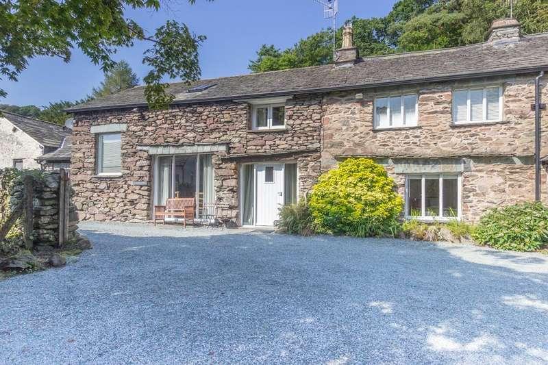 5 Bedrooms Semi Detached House for sale in 1 Underhowe, Grasmere, Cumbria