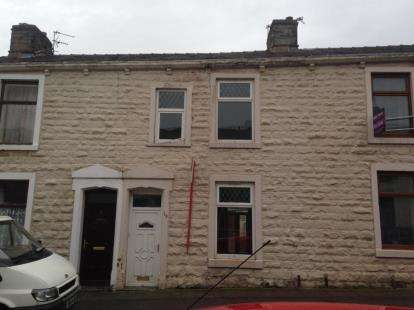 3 Bedrooms Terraced House for sale in Clarke Street, Rishton, Blackburn, Lancashire, BB1