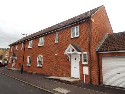 3 Bedrooms Semi Detached House for sale in Ilminster, Somerset