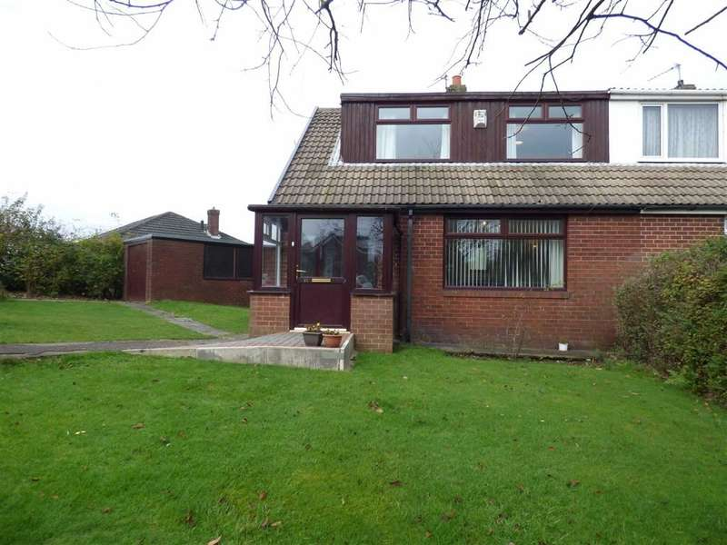 3 Bedrooms Property for sale in Marlfield Road, High Crompton, Oldham, OL2