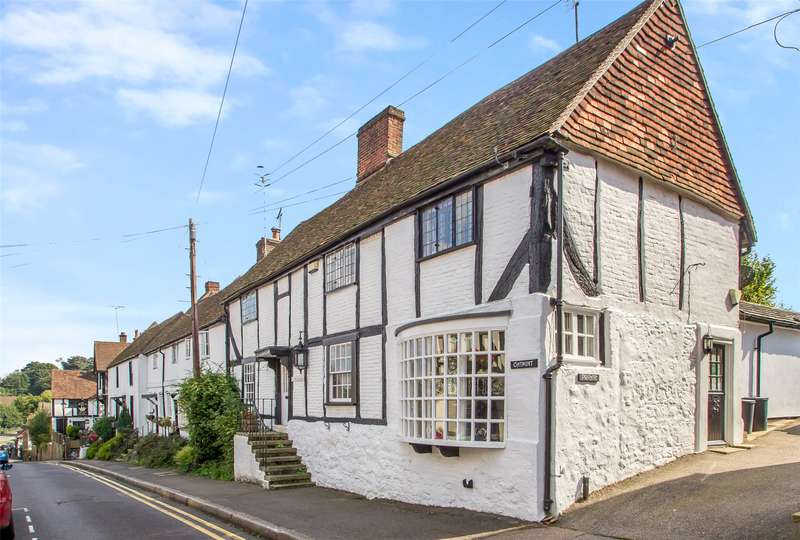 1 Bedroom End Of Terrace House for sale in High Street, Oxted, Surrey, RH8