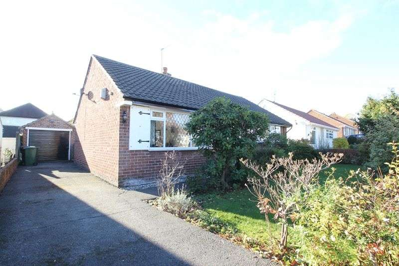 2 Bedrooms Detached Bungalow for sale in Andrews Walk, Heswall, Wirral