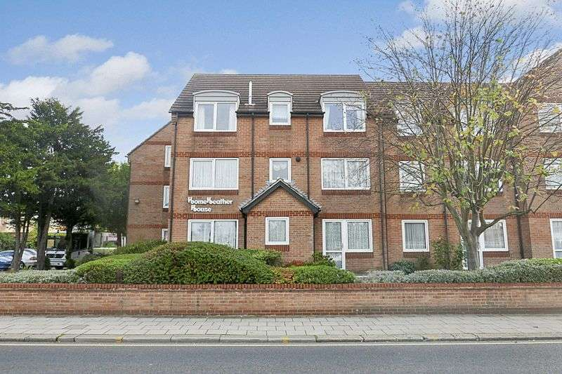 1 Bedroom Retirement Property for sale in Homeheather House, Ilford, IG4 5EF