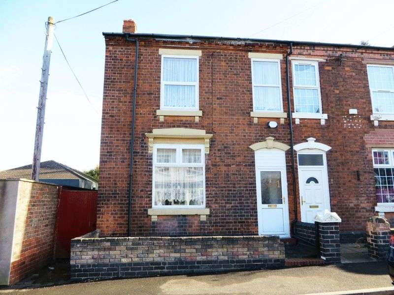 3 Bedrooms Semi Detached House for sale in Lodge Road, Smethwick