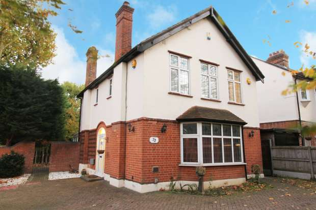 4 Bedrooms Detached House for sale in Main Road, London, Greater London, RM1 3DB