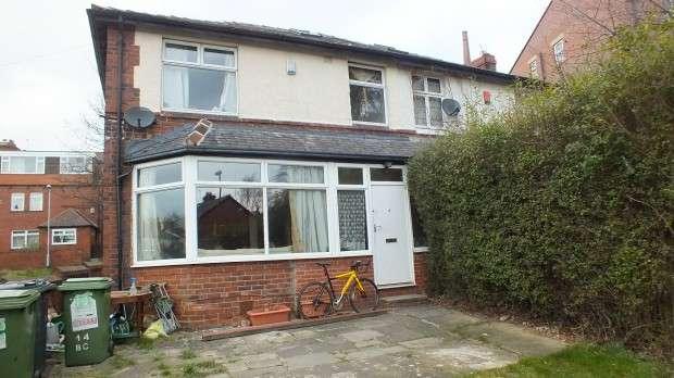 5 Bedrooms Semi Detached House for rent in Broomfield Crescent, Leeds, LS6