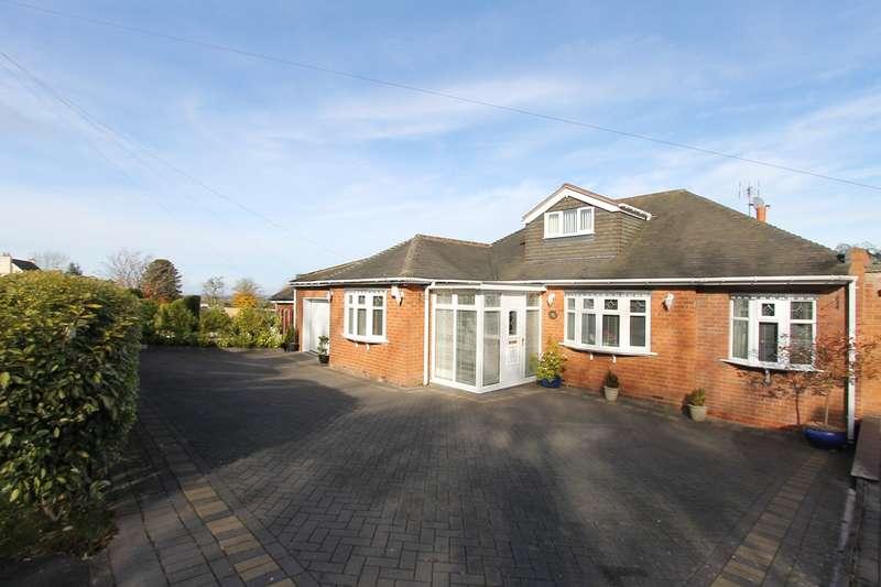 3 Bedrooms Detached Bungalow for sale in Dark Lane, Romsley, Halesowen, B62
