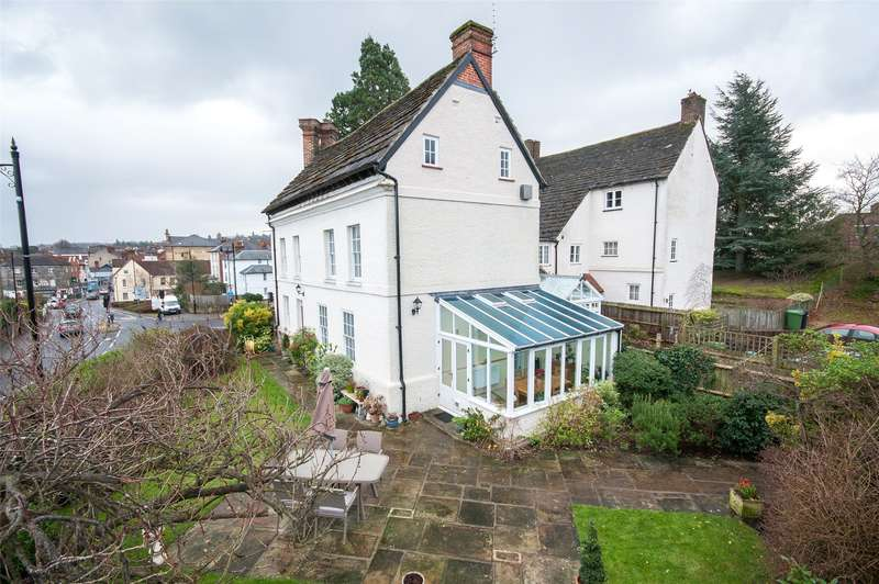 4 Bedrooms End Of Terrace House for sale in The Old Vicarage, Westcott Road, RH4