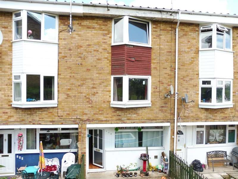 3 Bedrooms Link Detached House for sale in Round Wood, Llanedeyrn, Cardiff