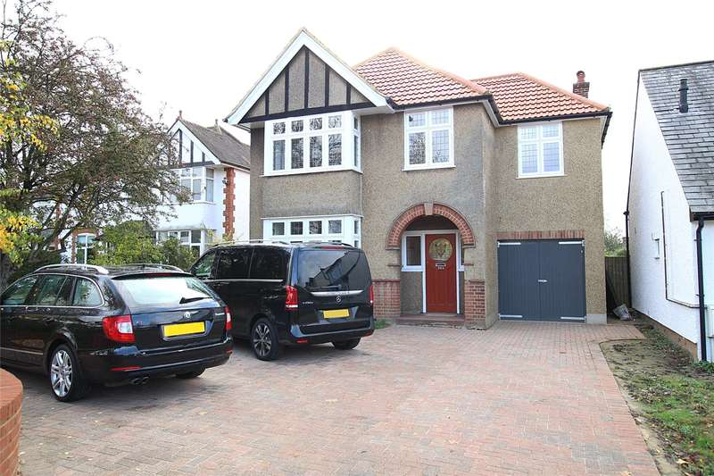 5 Bedrooms Detached House for sale in Hatfield Road, St. Albans, Hertfordshire, AL4