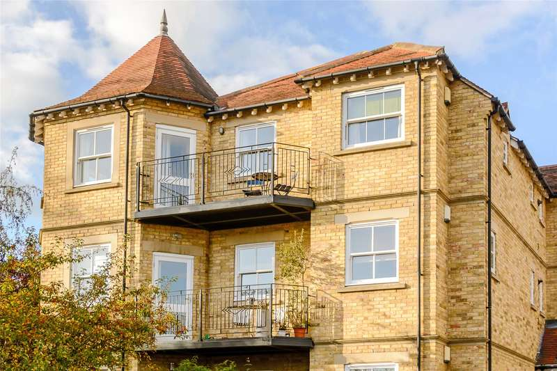 2 Bedrooms Flat for sale in Victoria Gate, 1A Victoria Road, Oxford, OX2