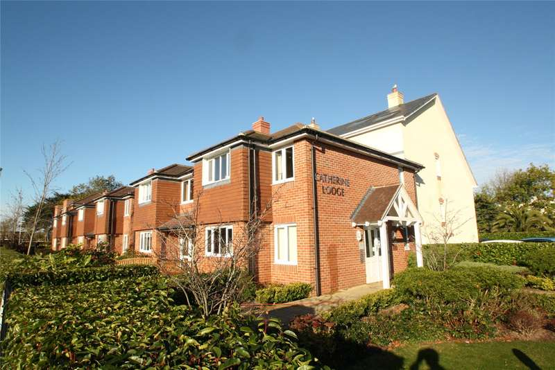 1 Bedroom Retirement Property for sale in Catherine Lodge, 52 Bolsover Road, Worthing, BN13