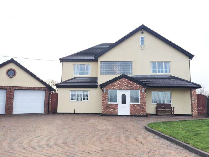 4 Bedrooms Detached House for sale in Plex Lane, Halsall, Ormskirk, L39 .